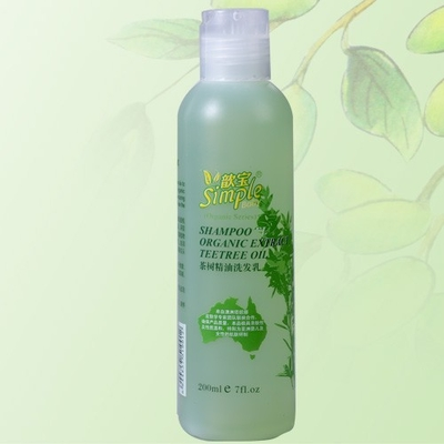 茶树精油洗发乳