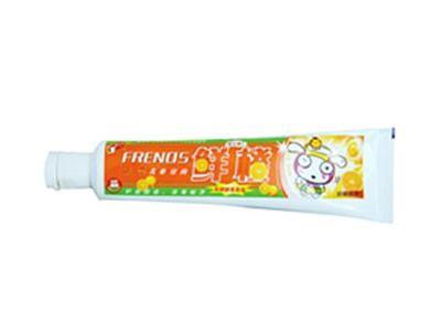 水晶儿童牙膏