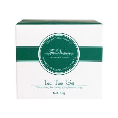 茶树祛痘控油保湿凝胶