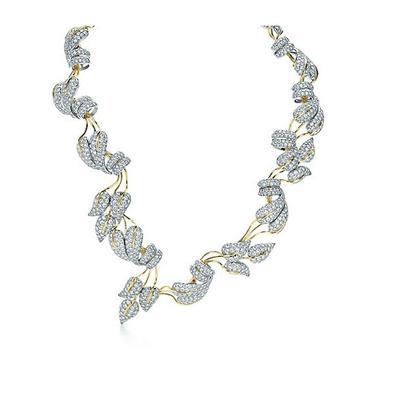 Tiffany & CoJean Schlumberger Leaves ×êʯÏîÁ´