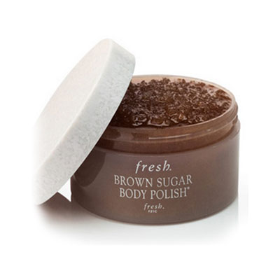 棕糖保湿嫩肤身体磨砂