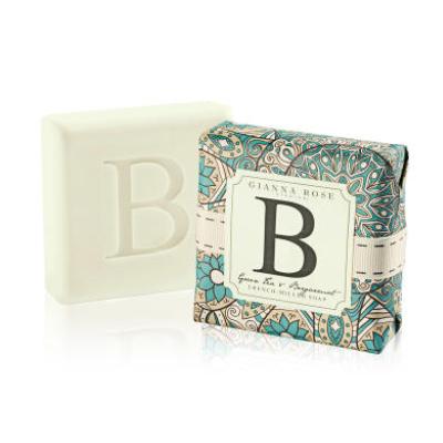 GRA 英文字母B造型香氛皂
