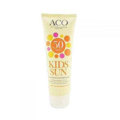 儿童高保护防晒霜