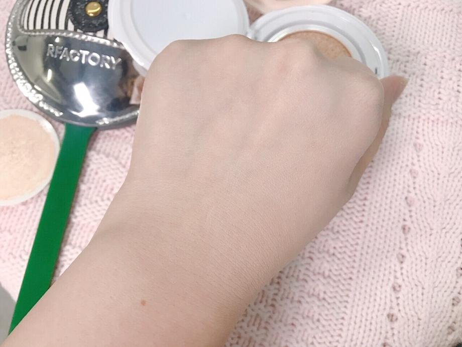 PONY x MEMEBOX花语裸妆气垫粉底霜